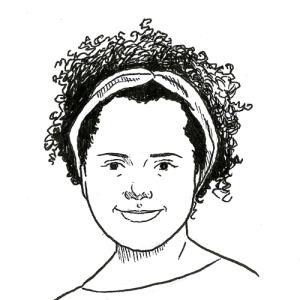 Bianca Santana é professora da Faculdade Cásper Líbero e orientou este projeto de TCC. Ela também é feminista e autora do livro Quando me descobri negra.